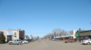 Main Street Sedgewick