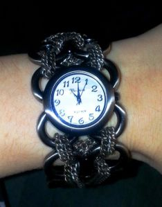 Melaina's watch