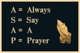 prayer asap