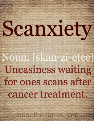 Scanxiety