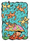 raining c & d
