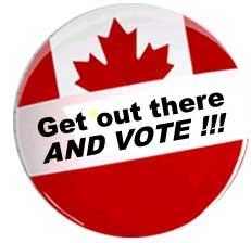 canada vote