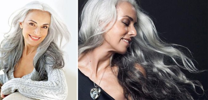 Yasmina Rossi Model age 59