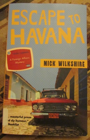 Escape to Havana, Nick Wilkshire