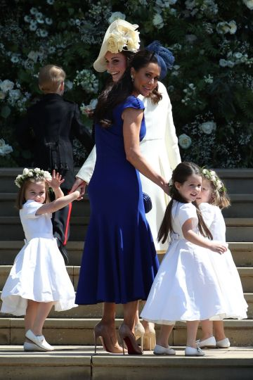 Jessica Mulroney - royal wedding