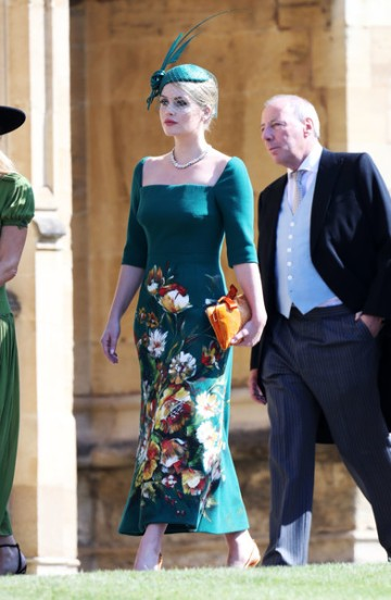 Kitty Spencer - royal wedding