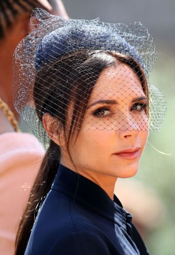 Victoria Beckham - royal wedding