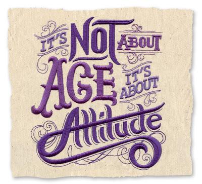 Attitude not age